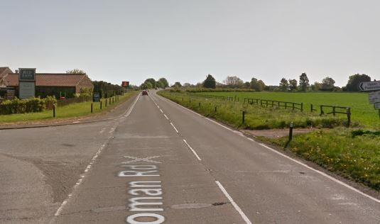 Police appeal following crash on A59 near Poppelton