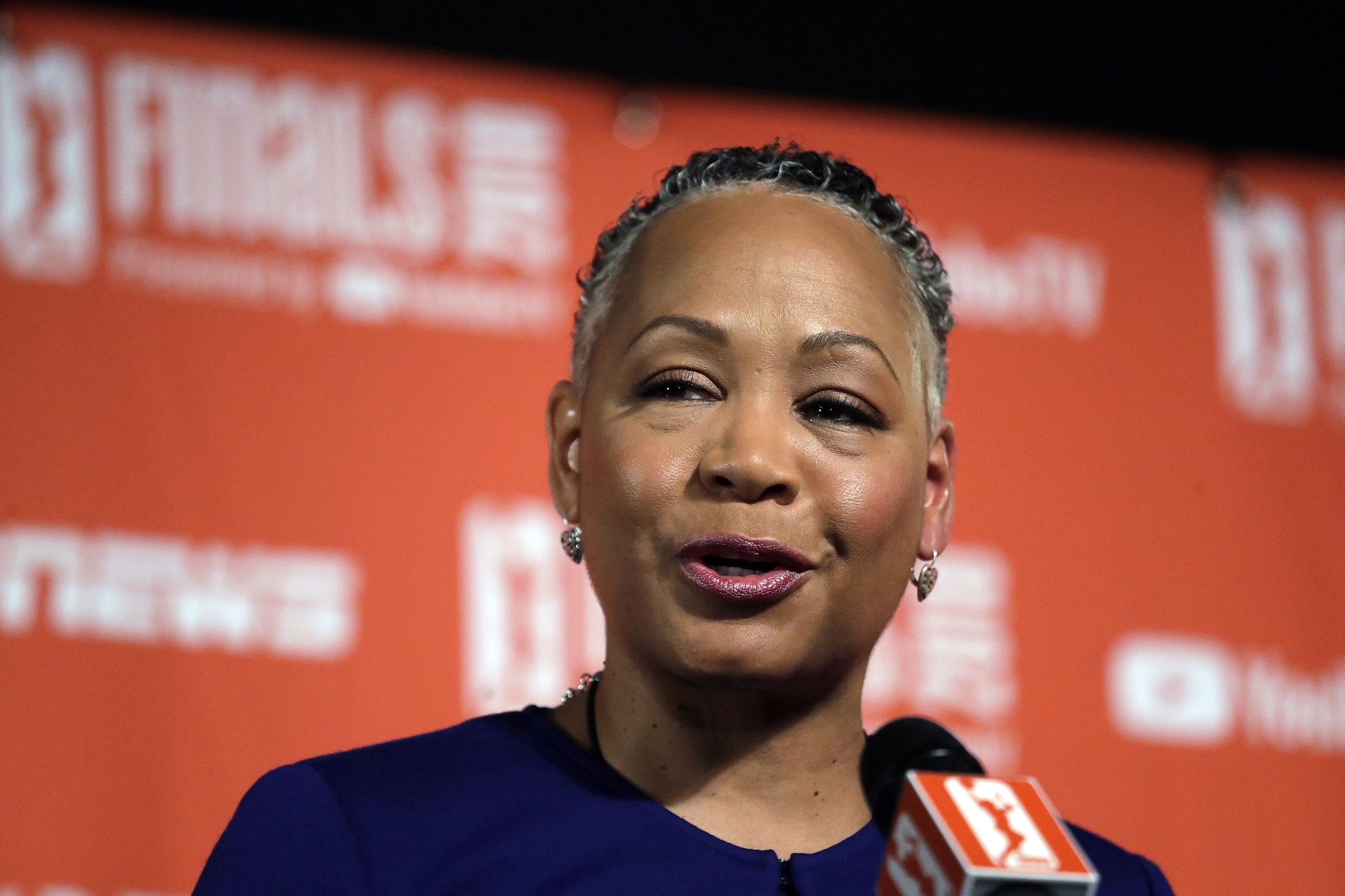 Times Up CEO Lisa Borders