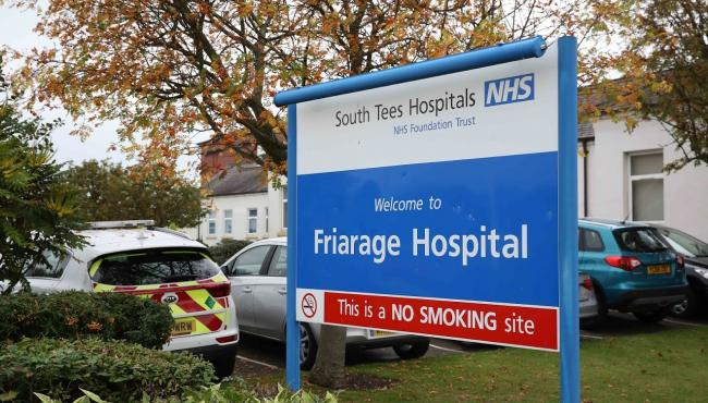 QUESTIONS: The Friarage Hospital