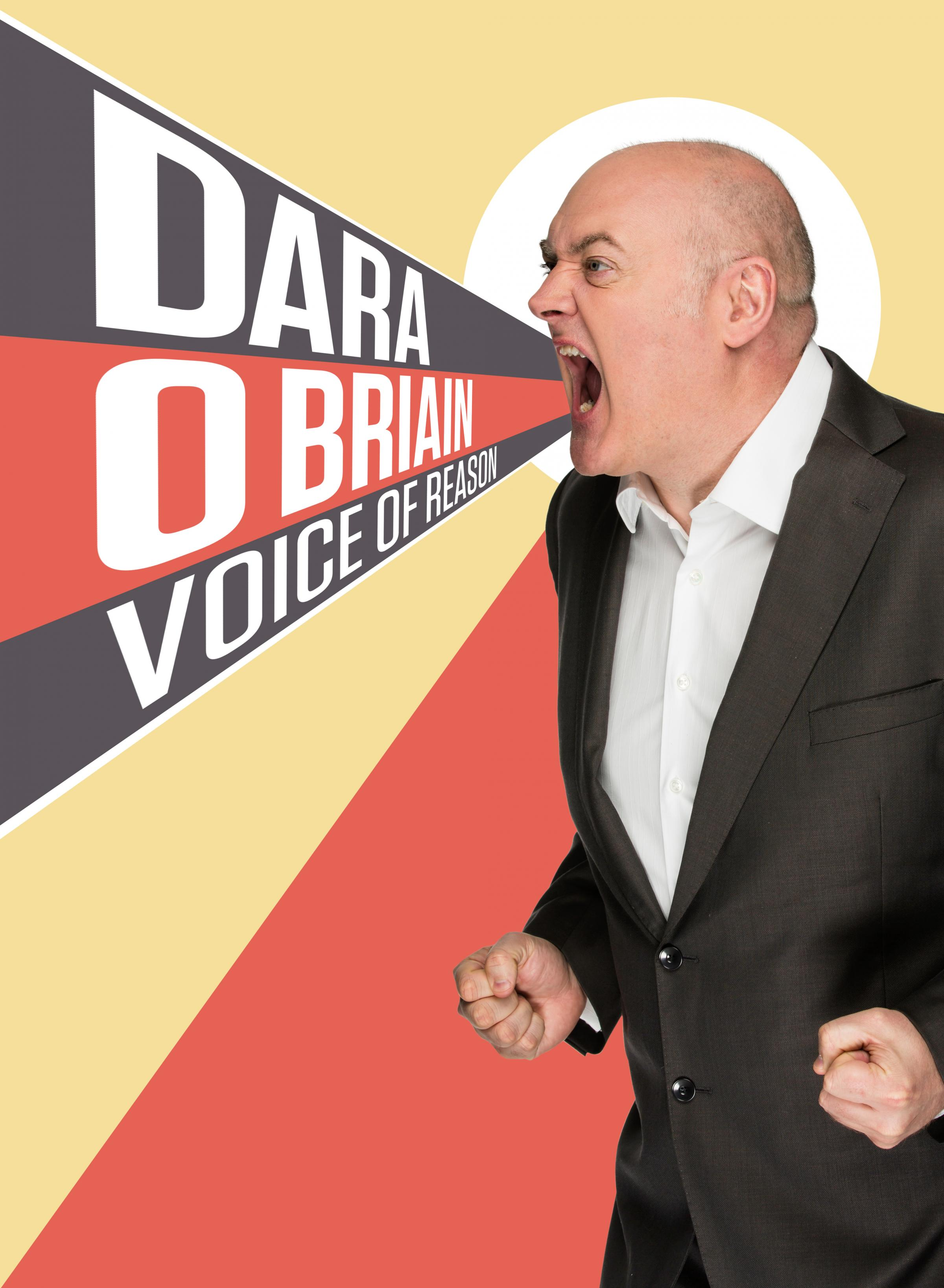 A man for all reasons: Dara O'Briain at York Barbican