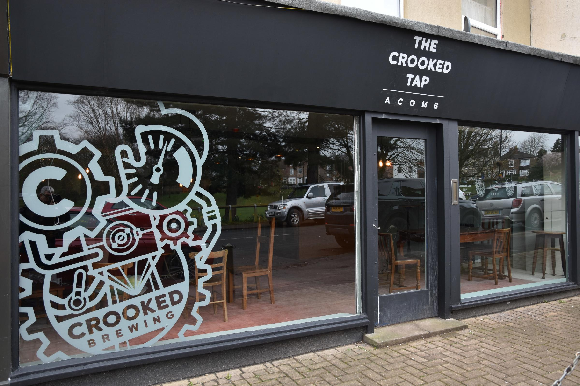 New bar The Crooked Tap ready to open in Acomb | York Press