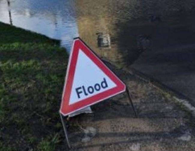 Flood warning for River Derwent and several flood alerts across the region
