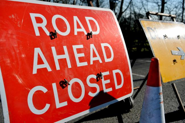 Several York streets are set to shut for roadworks in the weeks ahead