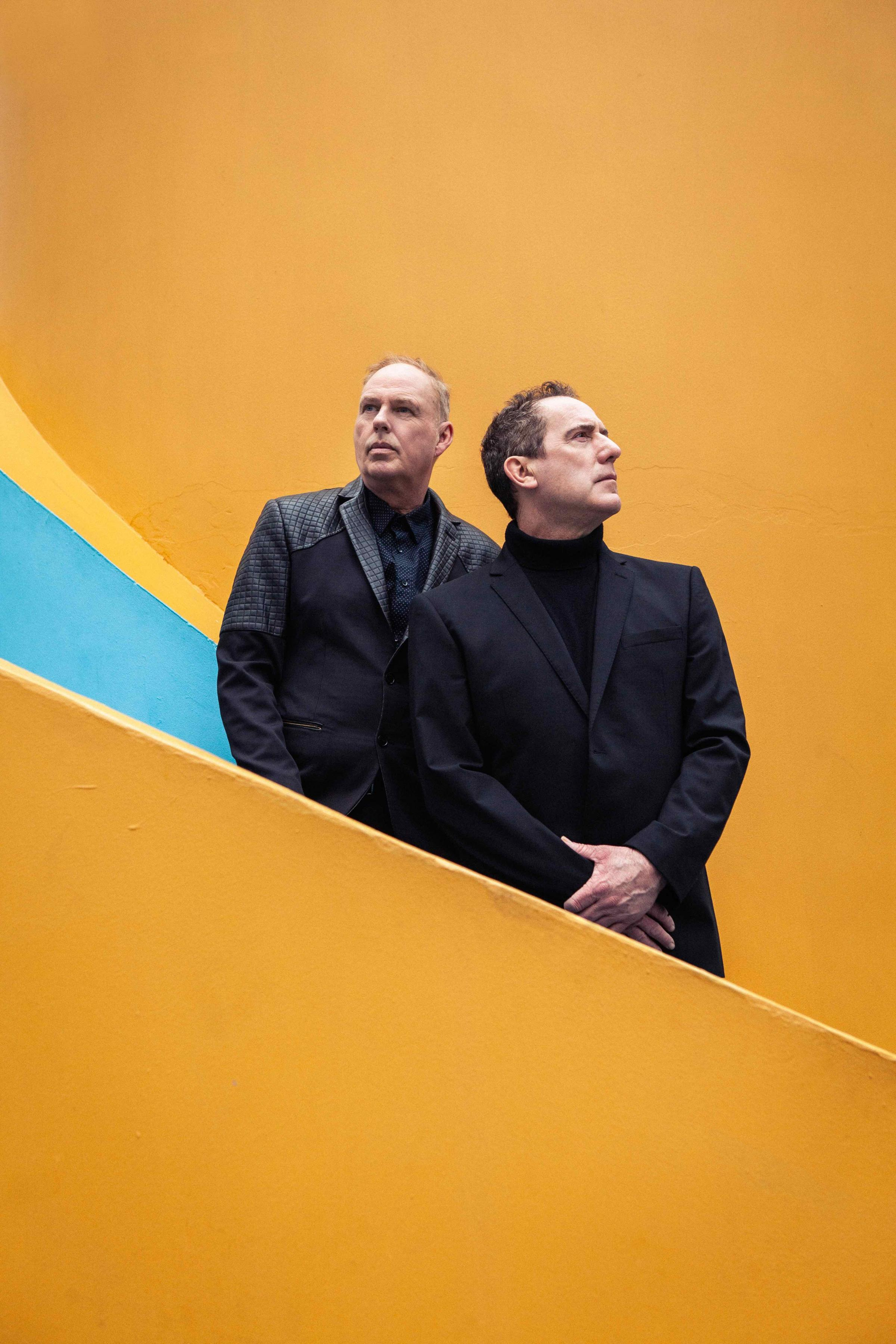 York date: Orchestral Manoeuvres In The Dark. Picture: Alex Lake