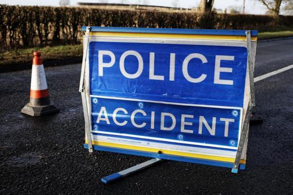 The A19 has been blocked by a serious collision
