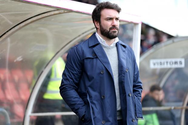 York City Knights head coach James Ford is keen on a return to Super League at the helm of the Minster city outfit. Picture: Gordon Clayton