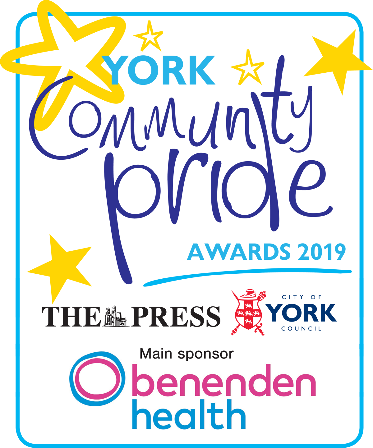 York Press: York Community Pride Awards 2019