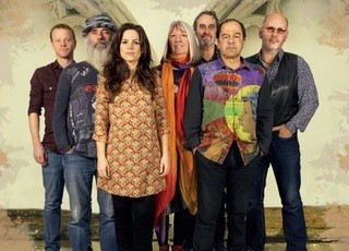 Prior engagement: Maddy Prior leads Steeleye Span on their 50th anniversary tour
