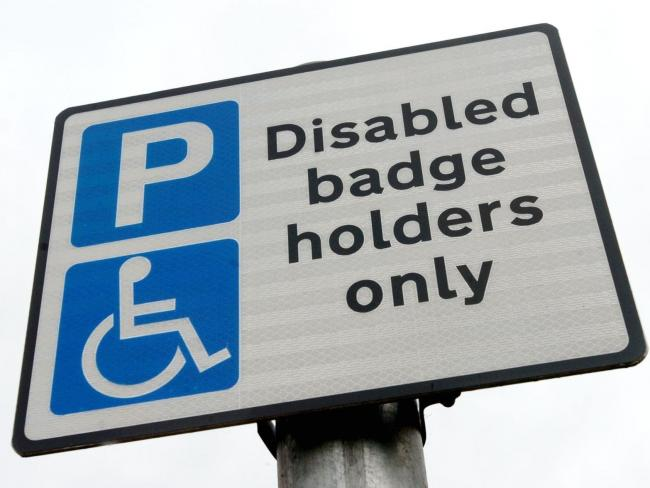 Blue Badge holders shouldn't suffer because of increased security measures, says John D W Aked