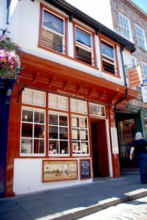 L'Antica Locanda. Italian Restaurant Shambles York