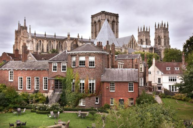 VIsitors will be encouraged to stay longer in York and explore more Picture: Frank Dwyer