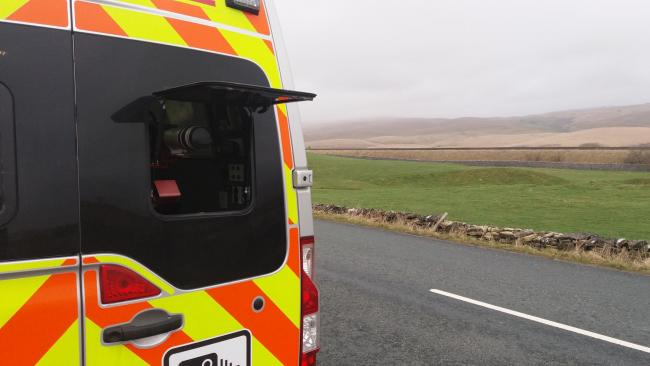 Police safety camera vans could be sent out to roads where speeding vehicles are reported