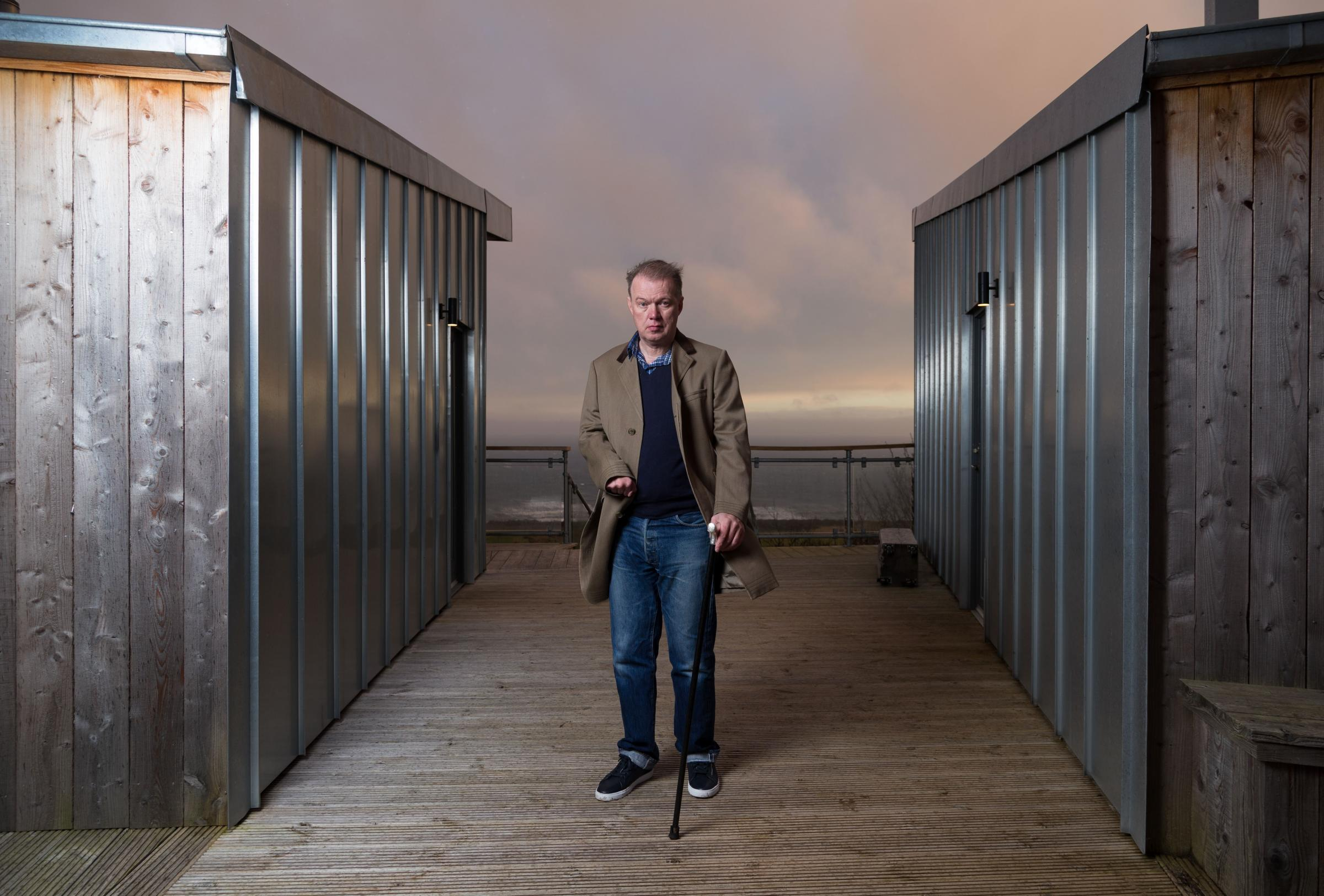 "Edwyn Collins: ""His re-location has been a thing of joy"""