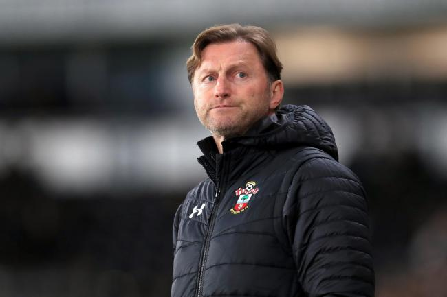 Ralph Hasenhuttl does not think that Southampton are safe