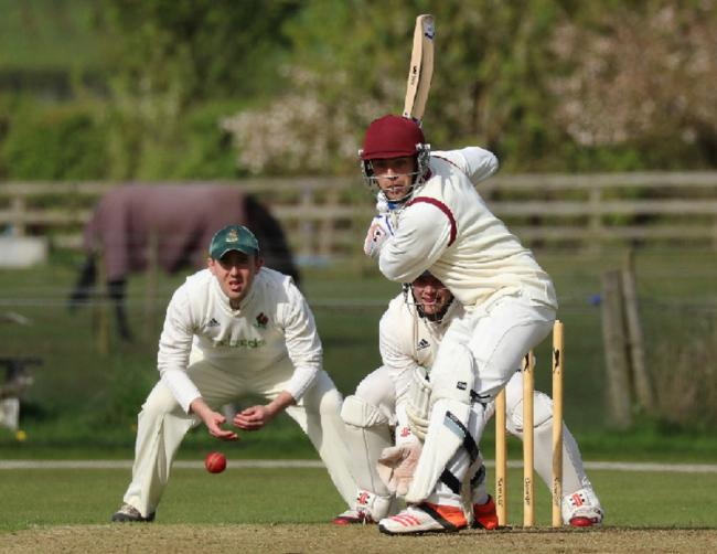 Adam Fisher blasted 72 for Sheriff Hutton Bridge in their rain-affected clash