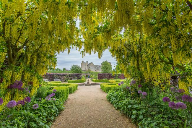Helmsley Walled Garden, which is getting ready to reopen this Saturday after raising £50,000 to secure its future                     Picture: Colin Dilcock