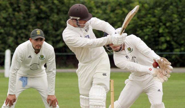 DUNN AND DUSTED: Tom Brooks' 30 helped York clinch a Royal London ECB National Club Championship victory over Dunnington
