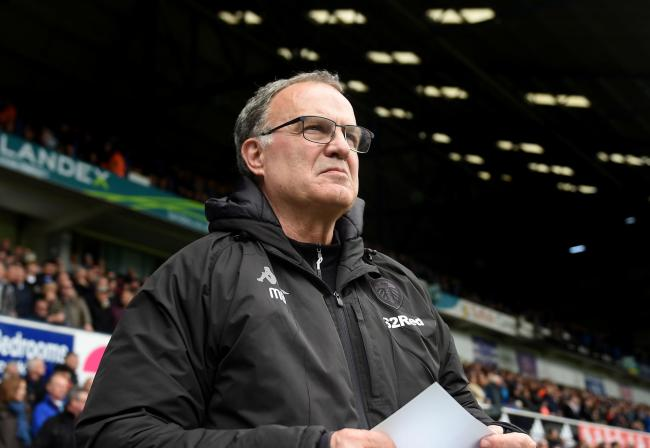 Leeds United manager Marcelo Bielsa    Picture: Joe Giddens/PA Wire