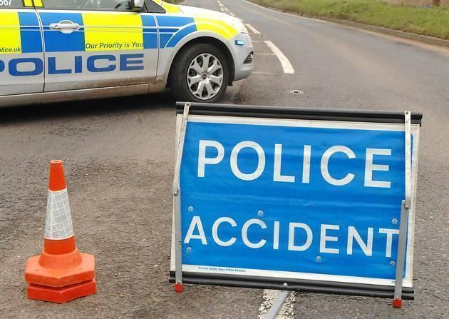 Motorcyclist dies in crash with tractor
