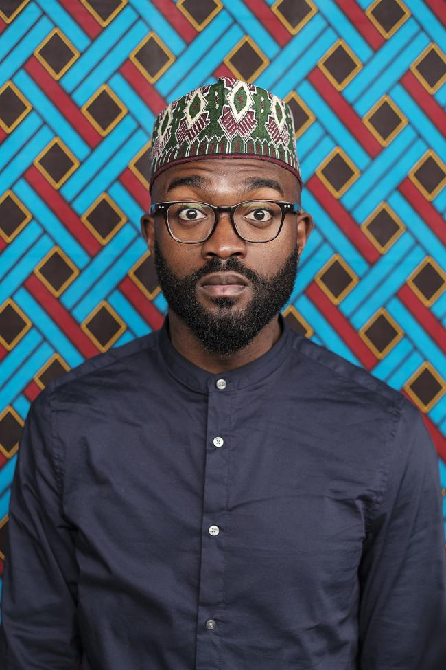 Special guest: Nigerian poet and playwright Inua Ellams at Say Owt Slam #22