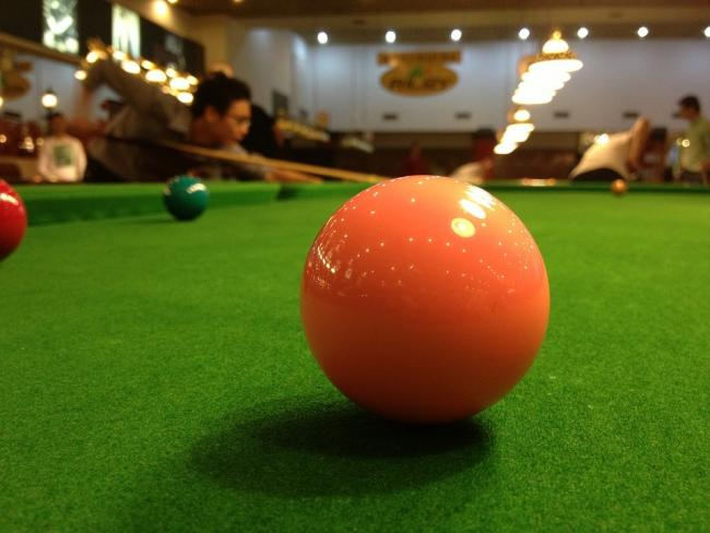 Generic snooker. pic from pixabay.