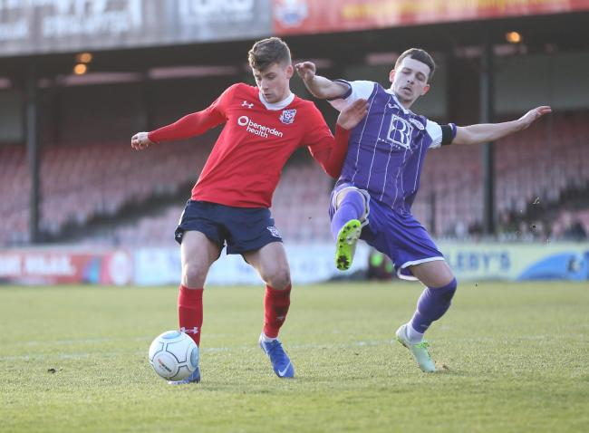 York City's offer for Scott Burgess is still on the table. Picture: Gordon Clayton