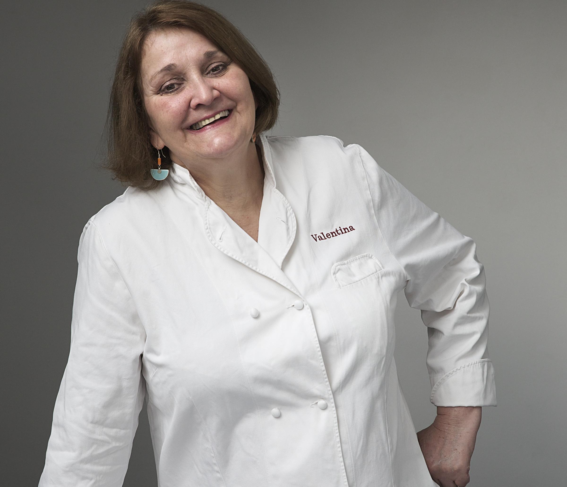 Chef and food writer Valentina Harris heading to York - York Press