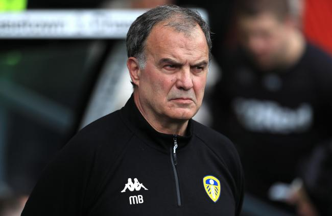 Marcelo Bielsa will continue as Leeds manager for a second season, the club have announced    Picture: Mike Egerton/PA Wire