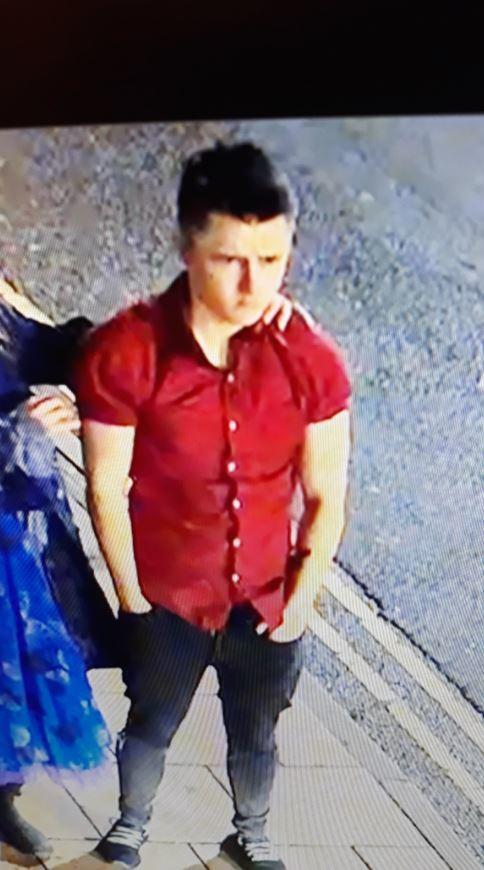CCTV released by police