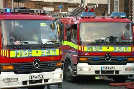 Chimney fire call-out for Malton firefighters