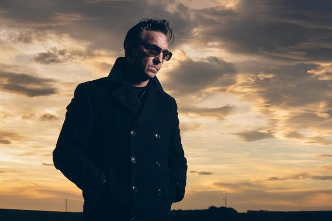 GOING FURTHER: Richard Hawley on his eighth studio album. Picture: Chris Saunders