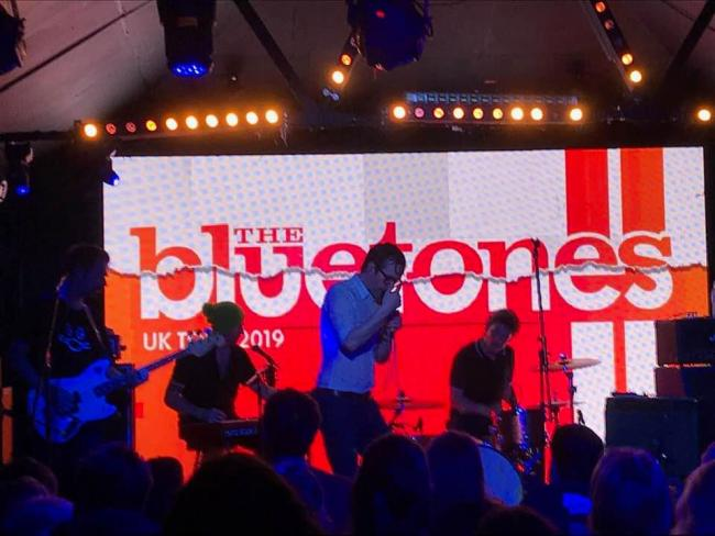 More than a slight return: The Bluetones' top-quality night at Fibbersin