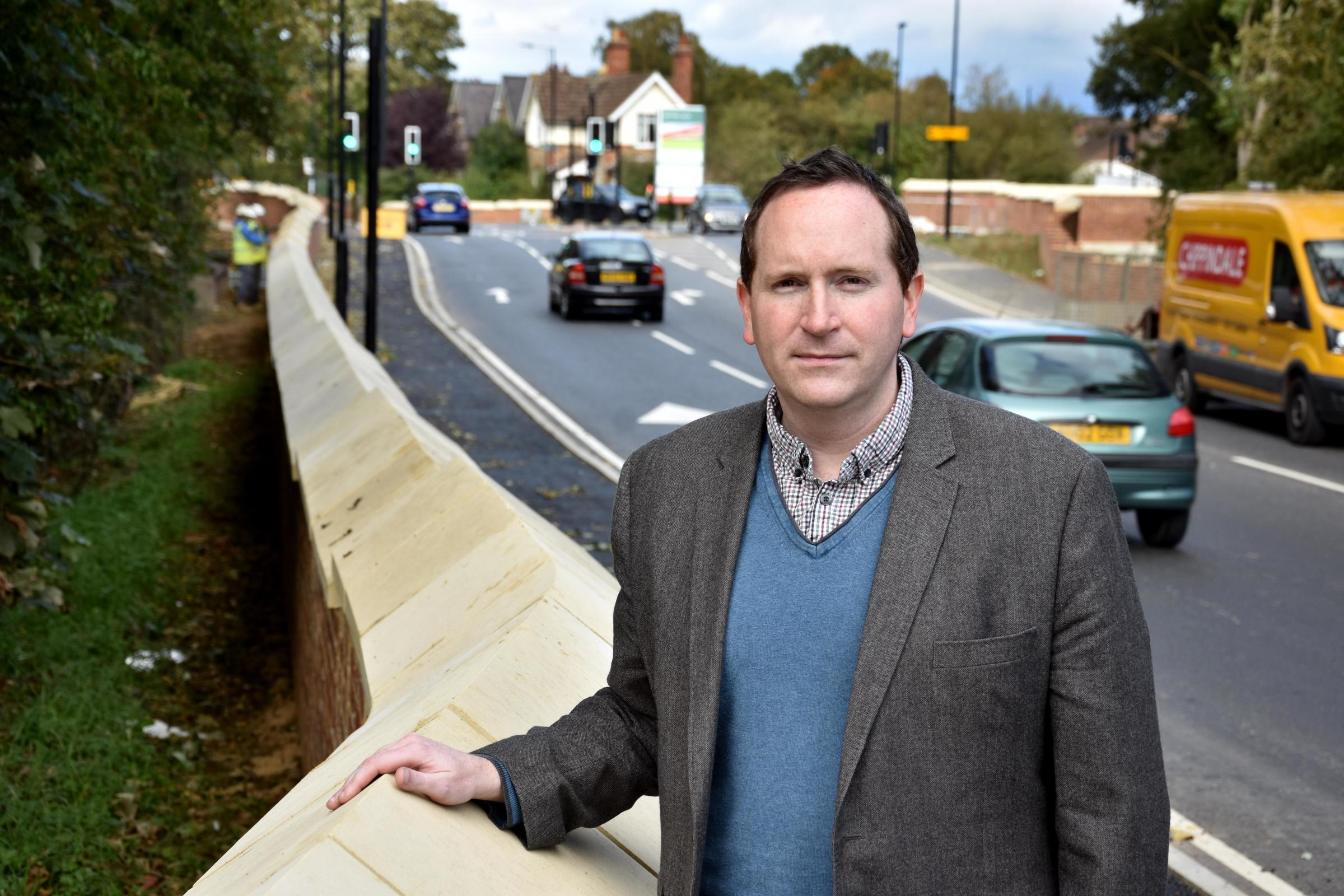 Row erupts over flood defences for key road in Fulford, York