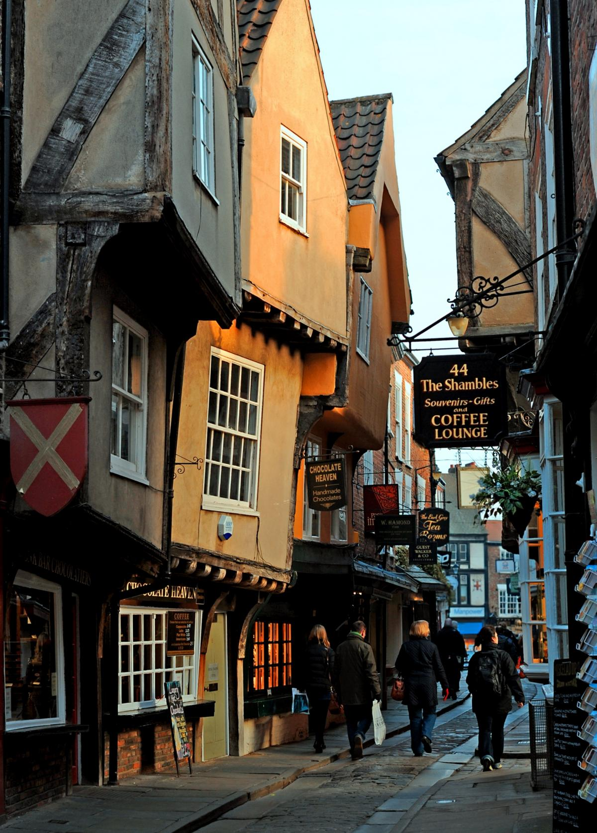 Shambles Could Be One Way After Lockdown York Press
