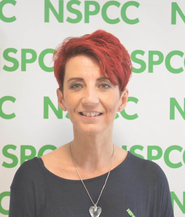 Helen Westerman, of the NSPCC, who will be on the panel