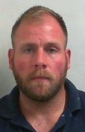JAILED: Lee Jamie Daly
